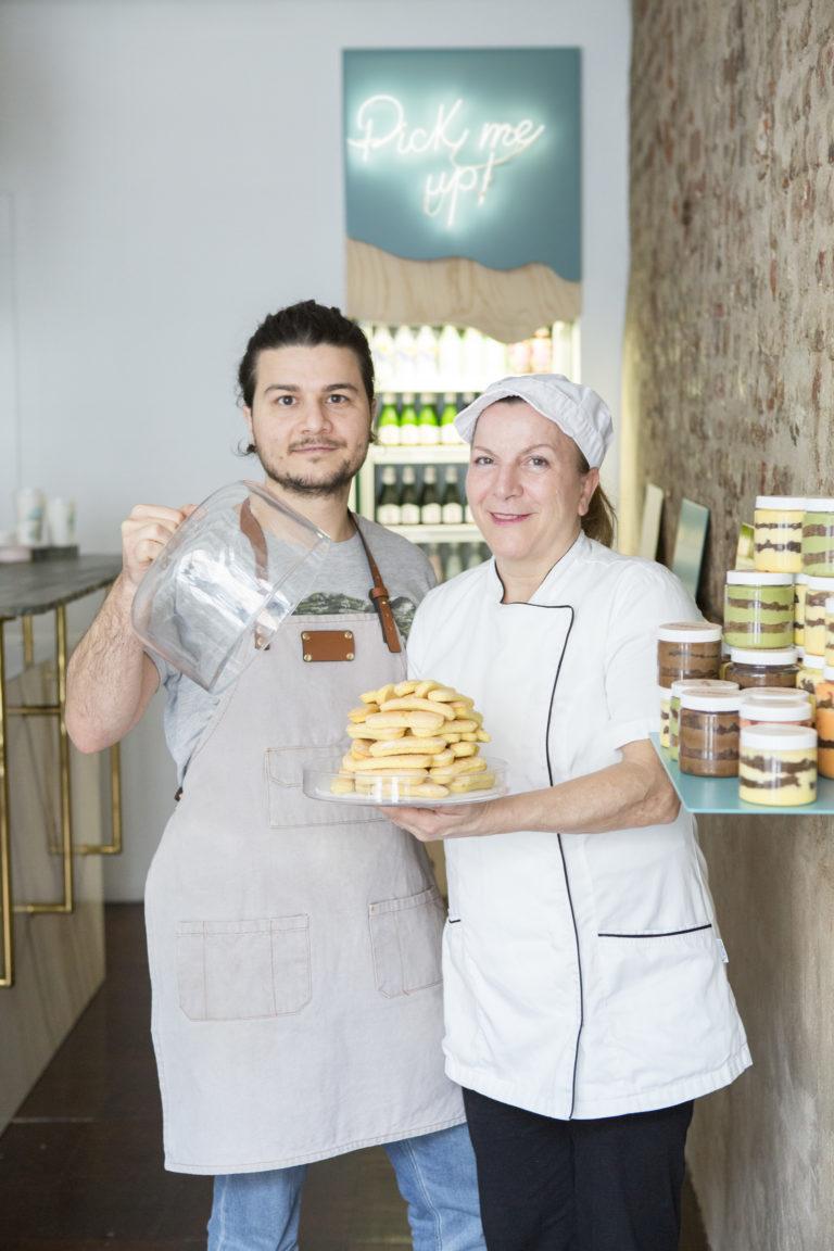 Giovanna & Giuseppe | Mascherpa tiramisù - miglior tiramisù di milano